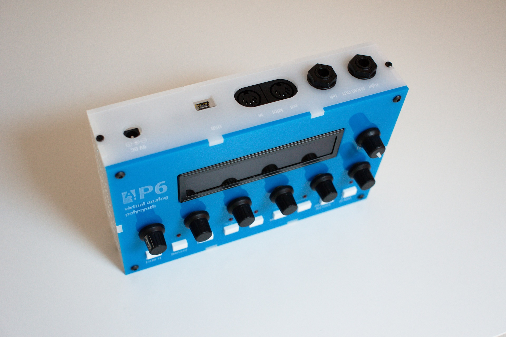 P6 DIY Kit | Audiothingies